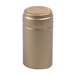 Krympfoliehättor guld 30pack