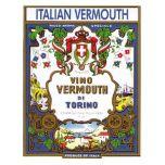 Lyxvinetikett, Vermouth
