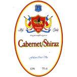 FC Etikett Cab/Shiraz